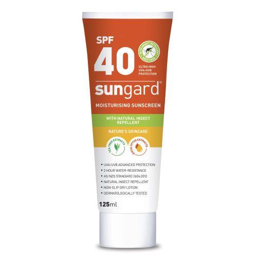 Esko SunGard SPF40 insect repellent sunscreen